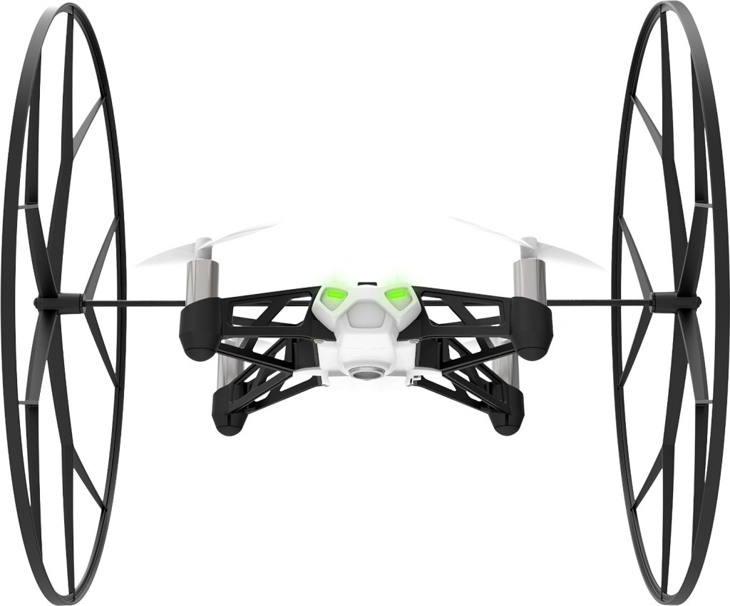 Parrot Rolling Spider Review