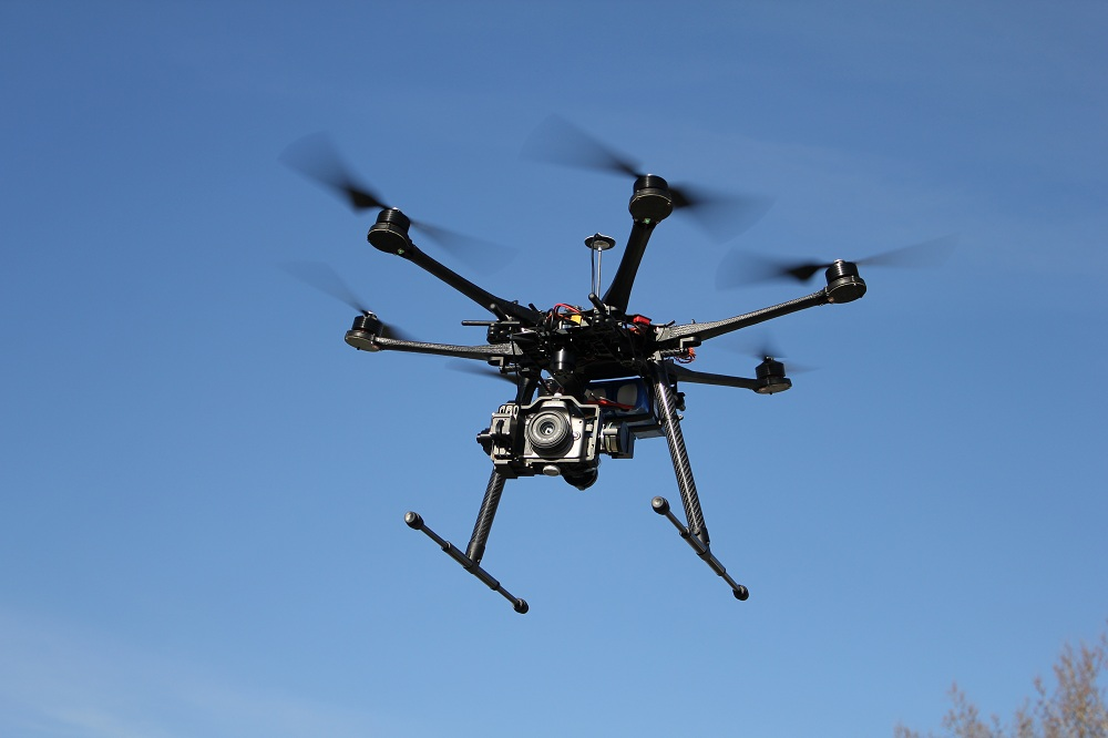 Drone Aerial Sports Photography