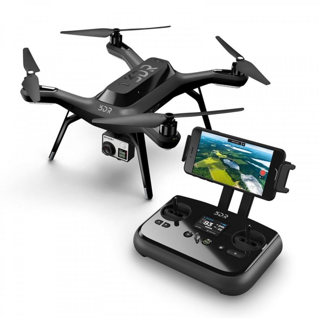 3DR Solo Smart Drone – The Smartest of the Drones