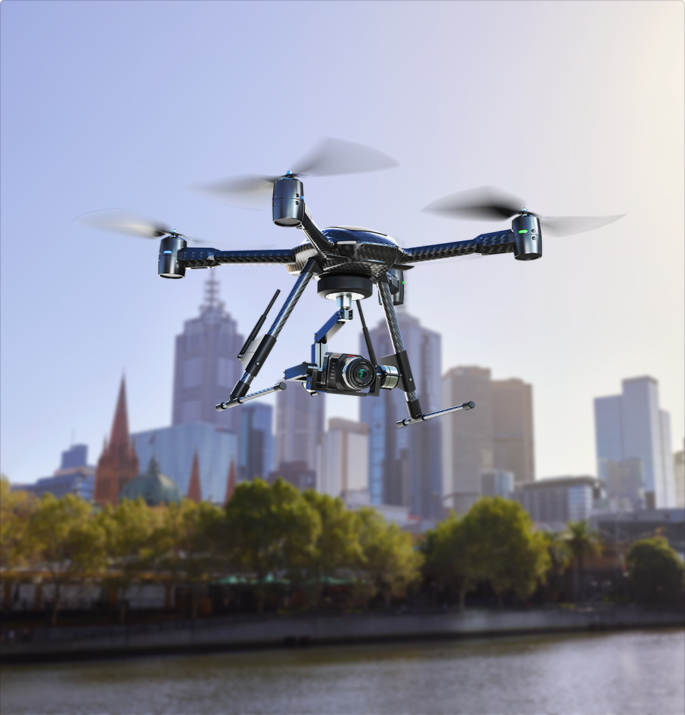 New Micro Cinema Camera Compatible with Drones to be Released