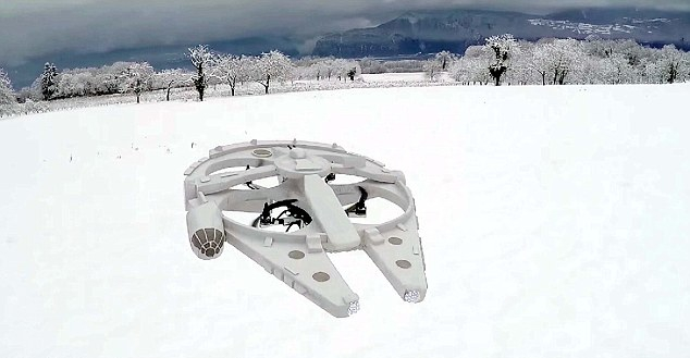 Star Wars Replica Drones: A Totally New Twist On An Epic Family Classic