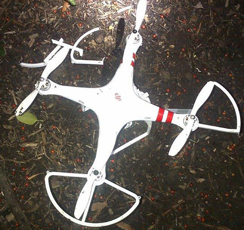 The Controversy Behind The Drone Crash at The White House