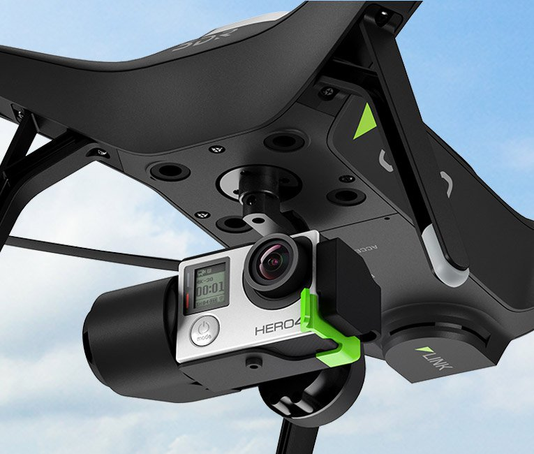 3D Robotics Solo: The Best Quadcopter to Attach a GoPro Camera