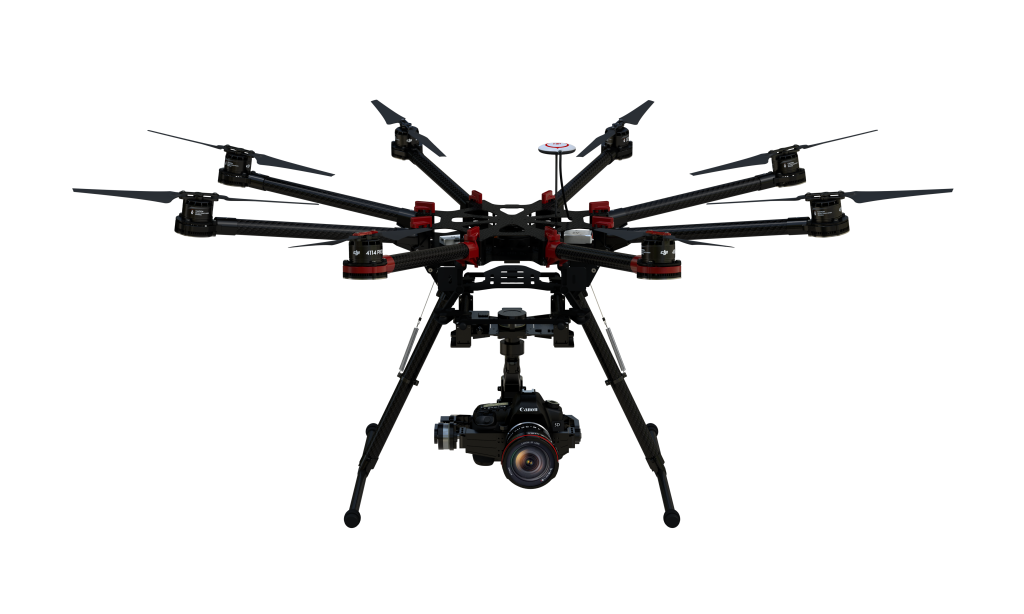 DJI Spreading Wings S1000+ Review