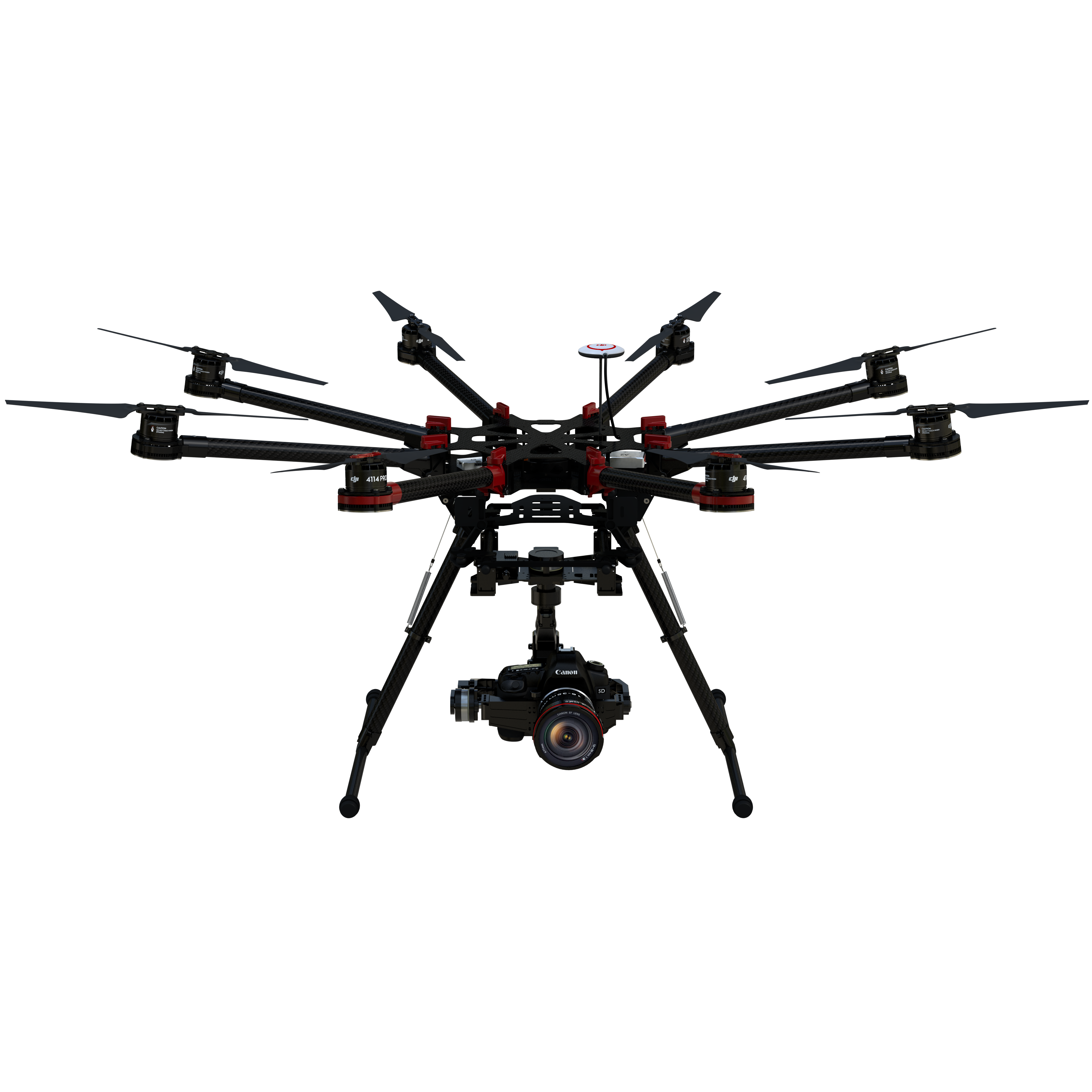 DJI Spreading Wings S1000+ Review | Drone Examiner