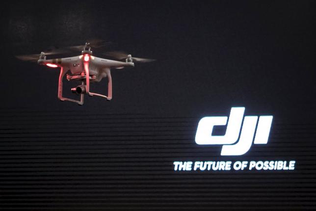 Drone Manufacturer DJI Just Scored Another Massive Investment