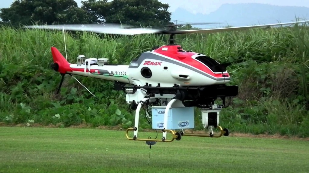 FAA Approves The Use of Drones For Farming Purposes