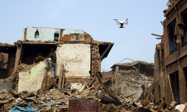 The Government of Nepal Imposes Harsh Regulations on Drones