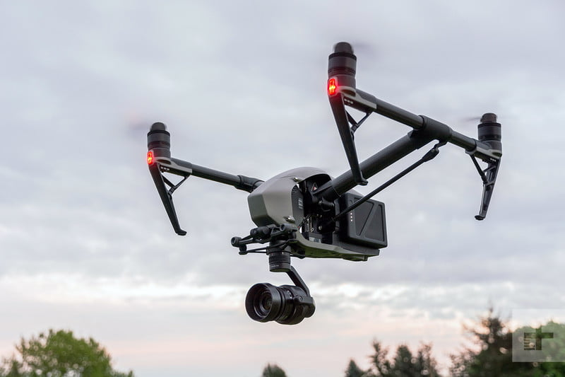DJI Inspire 2 Features and Specifications