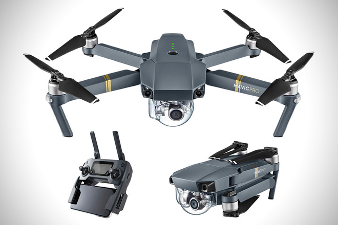 DJI Mavic Pro Features and Specifications